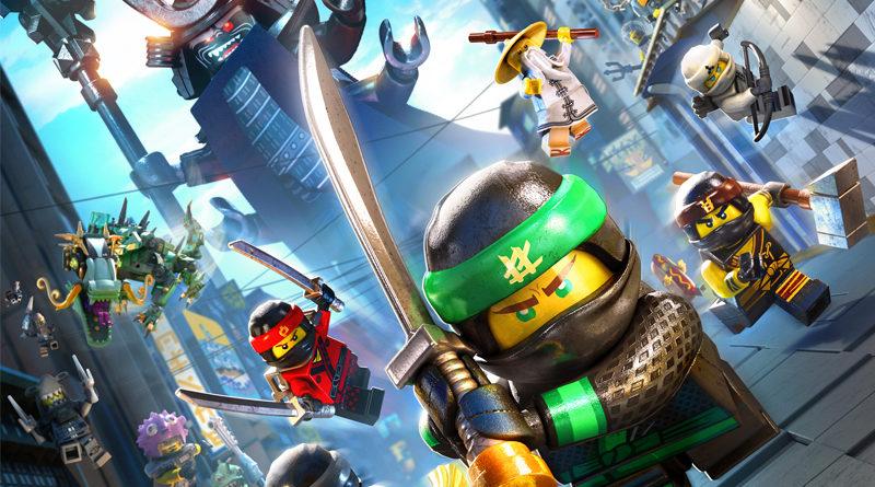 Lego Ninjago: Film (2017)