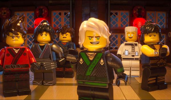 "Kadr z filmu ""Lego Ninjago: Film"""