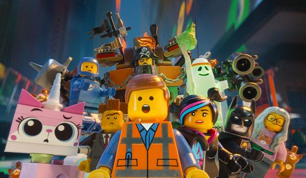 """Kadr z filmu """"Lego Przygoda"""""""