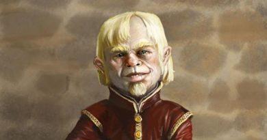 Szalone Teorie: Język Tyriona