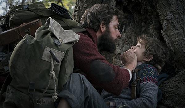 """Kadr z filmu """"Ciche miejsce"""""""
