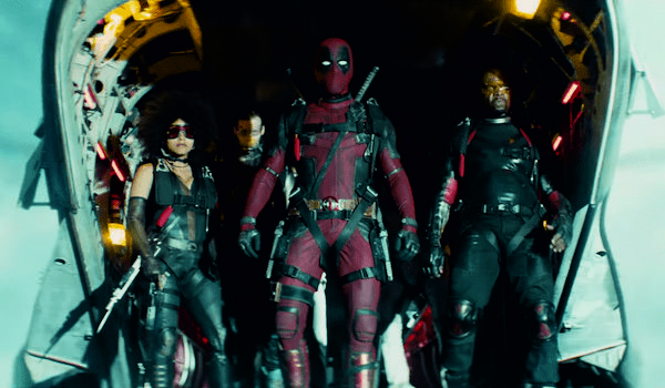 "Kadr z filmu ""Deadpool 2"""