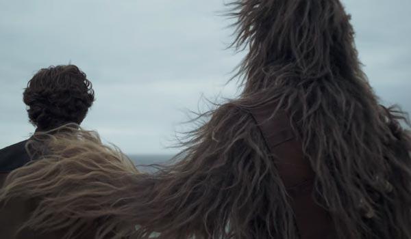 """Kadr z filmu """"Han Solo: Gwiezdne wojny - historie"""""""