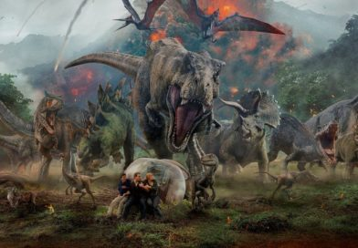 Jurassic World: Upadłe królestwo (2018)