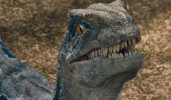 """Kadr z filmu """"Jurassic World: Upadłe królestwo"""""""
