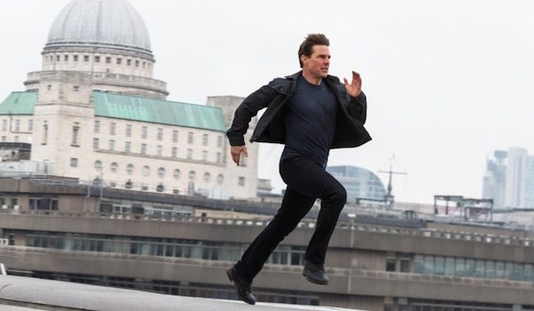 "Kadr z filmu ""Mission: Impossible - Fallout"""