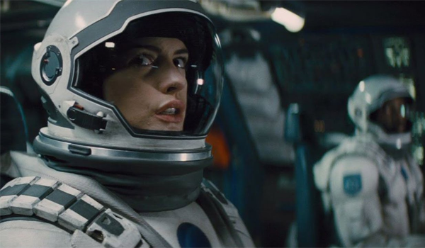 "Kadr z filmu ""Interstellar"""