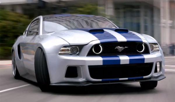 """Kadr z filmu """"Need for Speed"""""""