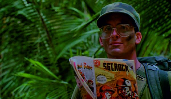 """Kadr z filmu """"Predator"""" (1987)"""