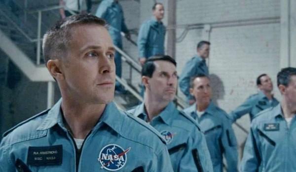 Kadr z filmu Pierwszy człowiek (2018)