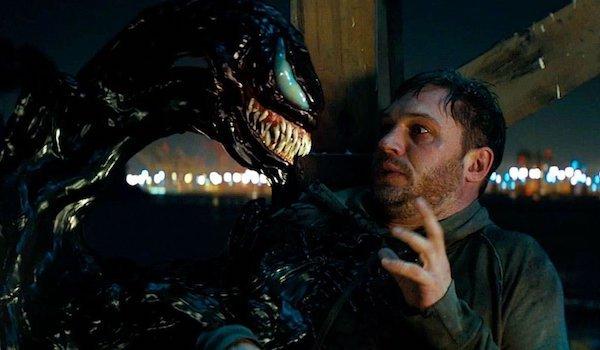 """Kadr z filmu """"Venom"""""""