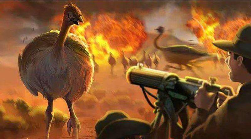 Niedzielne Fiszki: Wojna z Emu
