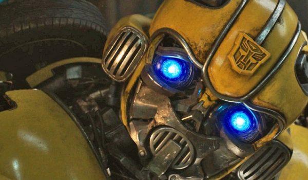 "Kadr z filmu ""Bumblebee"""