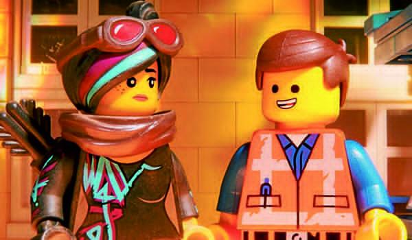 """Kadr z filmu """"Lego Przygoda 2"""""""