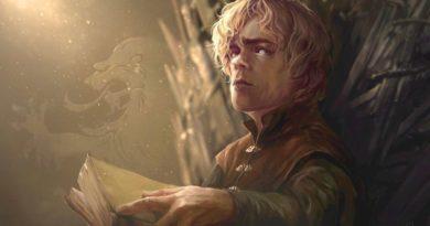 Szalone Teorie: Antagonista Tyrion