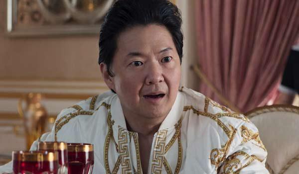 """Kadr z filmu """"Bajecznie bogaci Azjaci"""""""