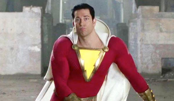 """Kadr z filmu """"Shazam!"""""""