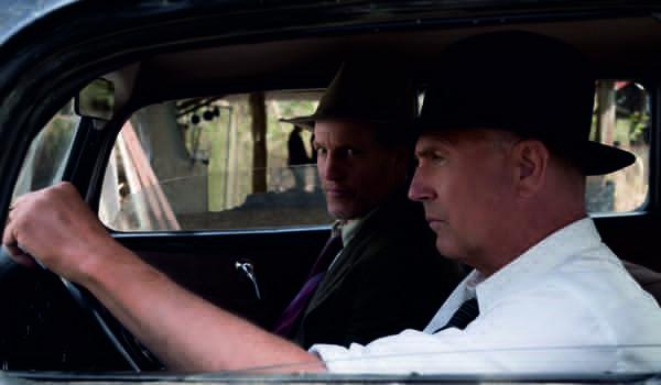 """Kadr z filmu """"The Highwaymen"""""""