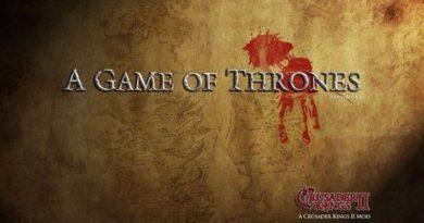 "Gramy o Tron: Mod ""A Game of Thrones"" dla CK2"