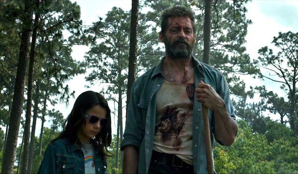 "Kadr z filmu ""Logan: Wolverine"""