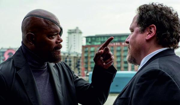 "Kadr z filmu ""Spider-Man: Daleko od domu"""