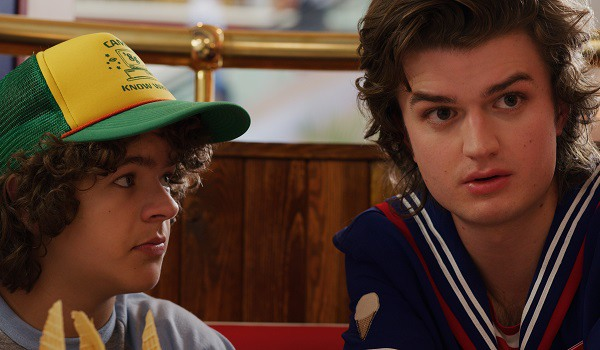 "Kadr z serialu ""Stranger Things"" sezon 3"