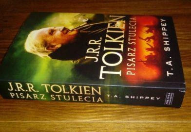 J.R.R. Tolkien. Pisarz stulecia (T.A. Shippey)