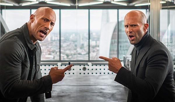 """Kadr z filmu """"Szybcy i wściekli: Hobbs i Shaw"""""""