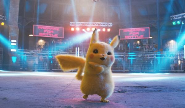 """Kadr z filmu """"Pokémon: Detektyw Pikachu"""""""