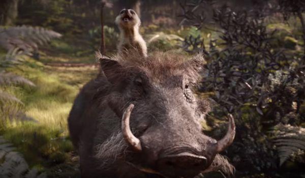 """Kadr z filmu """"Król Lew"""" (2019)"""