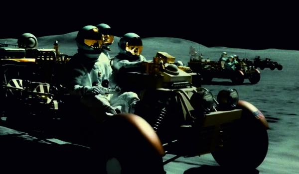 """Kadr z filmu """"Ad Astra"""""""