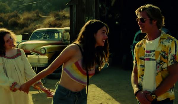 """Kadr z filmu """"Pewnego razu... w Hollywood"""""""
