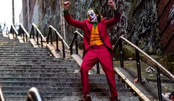 "Kadr z filmu ""Joker"""