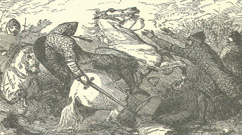 Shire i Rohan oraz Siedem Królestw, czyli inspiracje Anglosaską Heptarchią