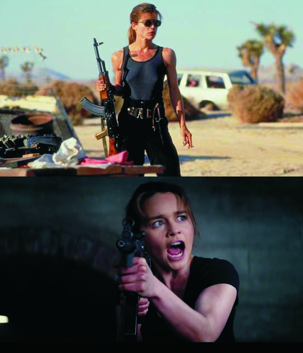 """Kadr z filmu """"Terminator 2: Dzień sądu"""""""