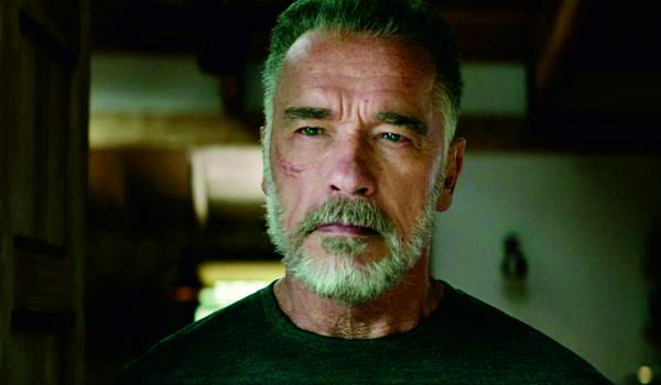 """Kadr z filmu""""Terminator: Mroczne przeznaczenie"""""""