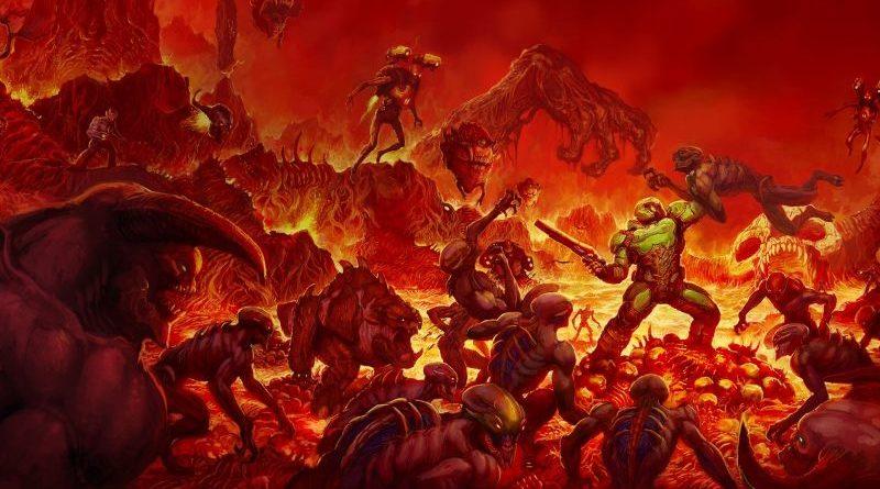 Doom 2016 (id Software)