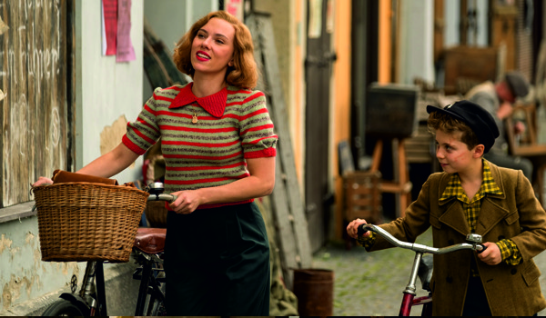 "Kadr z filmu ""Jojo Rabbit"""