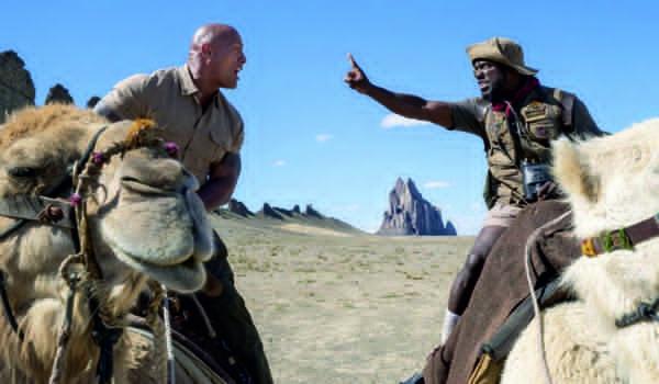 """Kadr z filmu """"Jumanji: Następny poziom"""""""