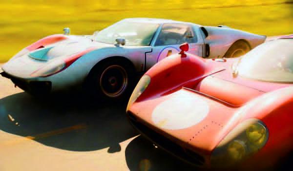 """Kadr z filmu """"Le Mans '66"""""""