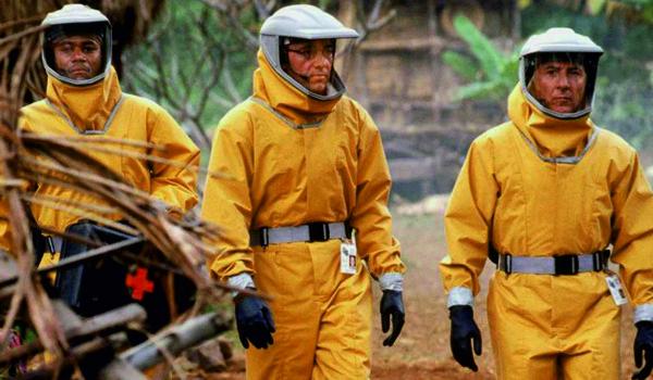"Kadr z filmu ""Epidemia"""
