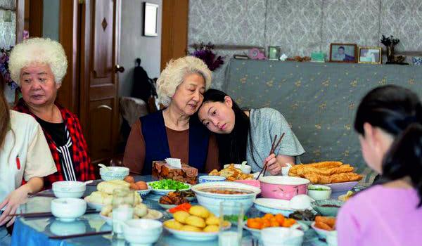 """Kadr z filmu """"Kłamstewko"""""""