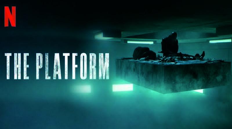 "Kadr z filmu ""Platforma"""
