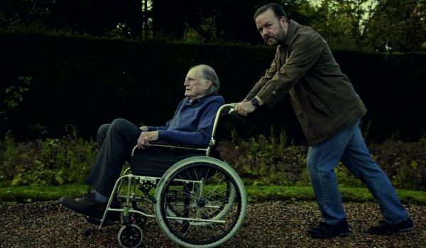 """Kadr z serialu """"After Life"""""""