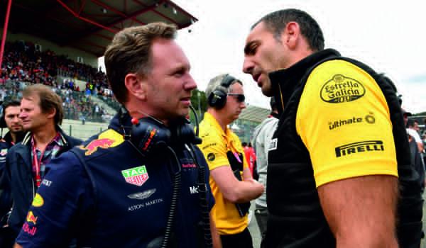 """Kadr z serialu """"Formula 1: Jazda o życie"""""""