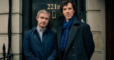 Sherlock (sezony 1-4)