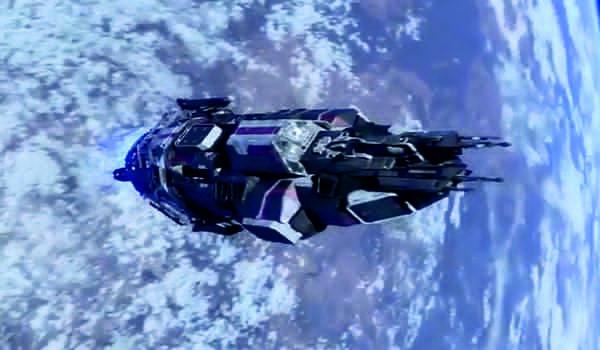 """Kadr z serialu """"The Expanse"""""""