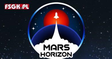Mars Horizon (Auroch Digital) – poznajmy razem!