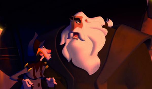 """Kadr z filmu """"Klaus"""""""