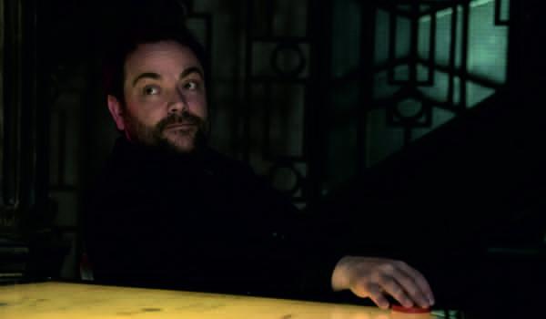 "Kadr z serialu ""Supernatural"""